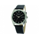 Kenneth Cole KC1596 Black Leather Stra..