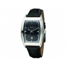 Kenneth Cole KC1416 Black Leather Stra..