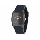 Kenneth Cole KC1620 Mens Black Silicon..