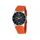 Kenneth Cole KC157 Mens Orange Silicon..