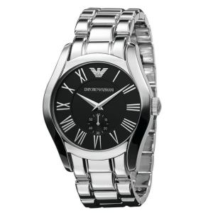 Emporio Armani AR0680 - Stainless Steel Bracelet Mens Watch