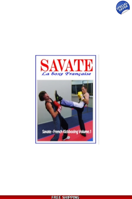 Savate Kick boxing