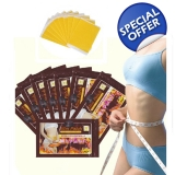 Pack of 10 x Slimming Patches , Weight..