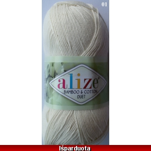 Alize Bamboo and Cotton..