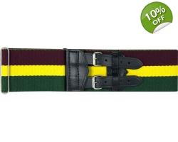 Royal Dragoon Guards Stable Belt - Bri..