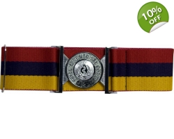 Royal Army Medical Corps Stable Belt -..