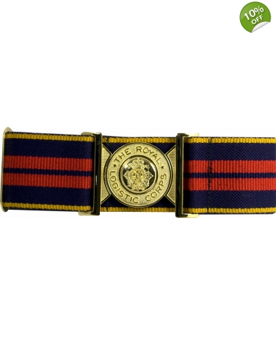 Royal Logistic Corps Stable Belt - British Made