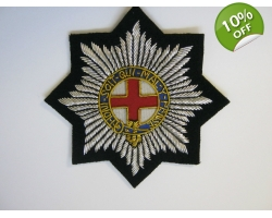 Coldstream Guards Bullion Blazer Badge