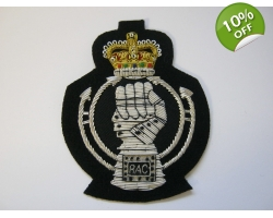 Royal Armoured Corps Bullion Blazer Ba..