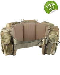 Airborne Special Forces 3 Pouch Webbin..