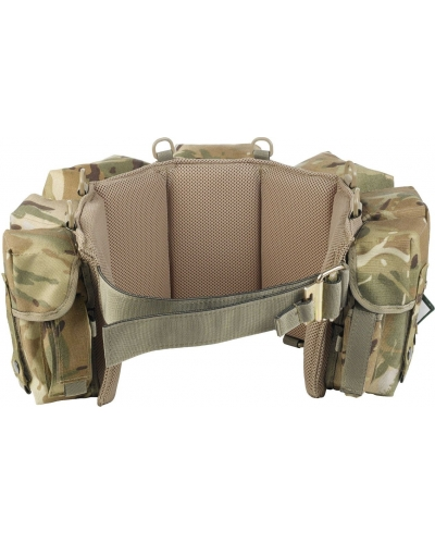 Airborne Special Forces 3 Pouch Webbing Set in MTP