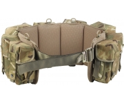 Airborne Special Forces 4 Pouch Webbing Set in MTP