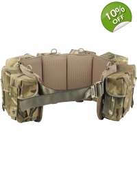 Airborne Special Forces 4 Pouch Webbin..
