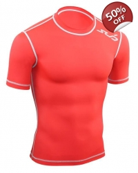 Sub Sports Mens Compression Short Slee..