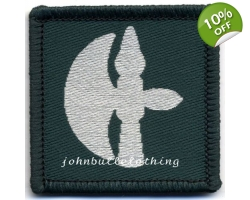 102 Logistic Brigade Velcro Flash