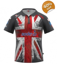 Army Rugby Union Jack Supporters Shirt