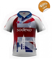 Mens Army IDRC Supporters Rugby Shirt ..