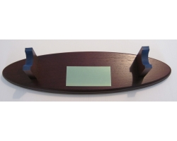 Pace Stick Stand in Rosewood