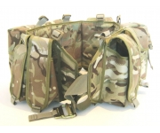 Raven Systems 4 Pouch Para Webbing Set