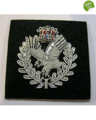 Army Air Corps Officers' Cap Badge