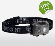 Silverpoint Hunter XL120RL Headtorch
