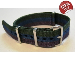 Scotland Nato G10 Watch Straps