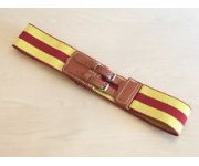 9/12th Lancers Stable Belt - British M..