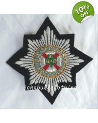 Irish Guards Bullion Blazer Badge