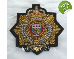 Royal Logistic Corps Blazer Badge