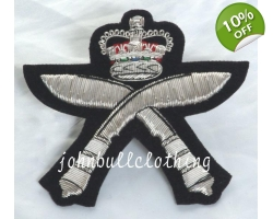 Royal Gurkha Rifles Blazer Badge