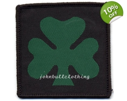 Royal Irish Regiment Velcro Flash