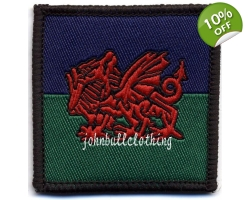 Royal Welsh Velcro TRF