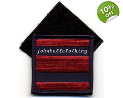 Royal Engineers Velcro TRF
