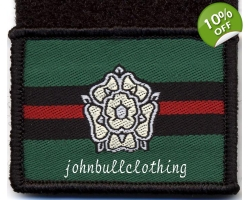 Yorkshire Regiment TRF - Velcro