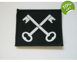 2nd Infantry Division Velcro Flash