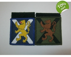Royal Regiment of Scotland Velcro TRF