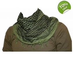 Shemagh Neck Scarf