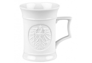 Mug with relief 'Royal Prussian Eagle'
