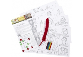 Tudor Activity & Game Pack