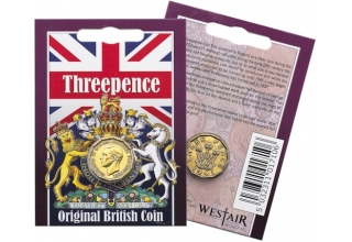 Threepence Coin Pack - George VI