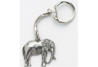 Elephant Key-Ring