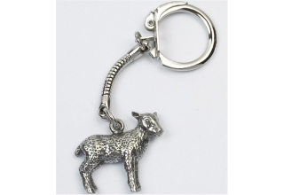 Sheep Key-Ring