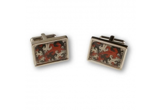 Cufflinks, MC Escher Artwork