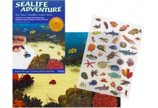 Sea Life Adventure Transfer Pack