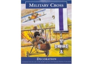Military Cross Replica Mini