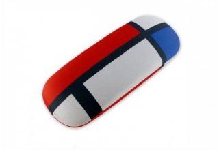 Glasses Case Design Piet Mondriaan