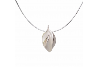 Necklace Leaves 2