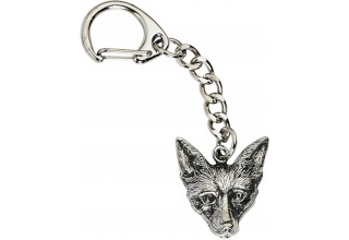 Fox Key-Ring