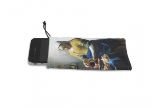 Iphone Pouch Johannes Vermeer The Milkmaid