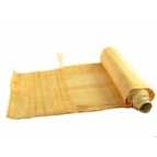 Papyrus scroll, approx...